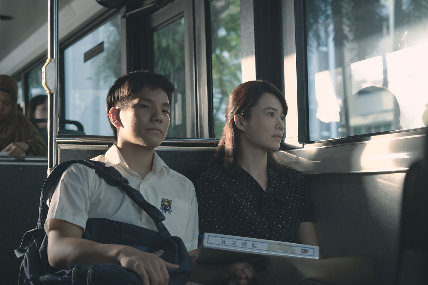 A still from Anthony Chen's 'Wet Season' for SGIFF