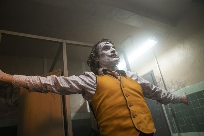 Arthur Fleck reborn as the Joker