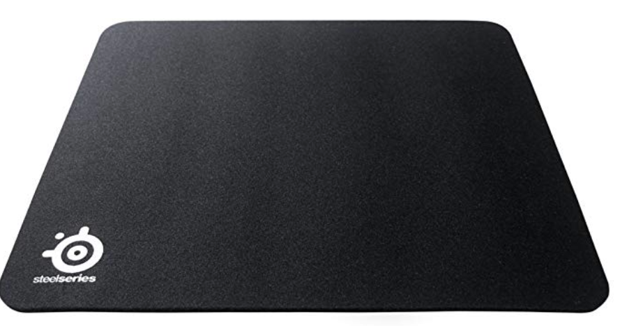 Gaming peripheral mouse pad: SteelSeries QcK Gaming Mouse Pad