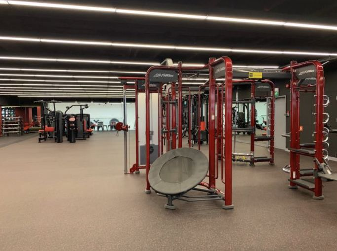 Inside the TFX Gym