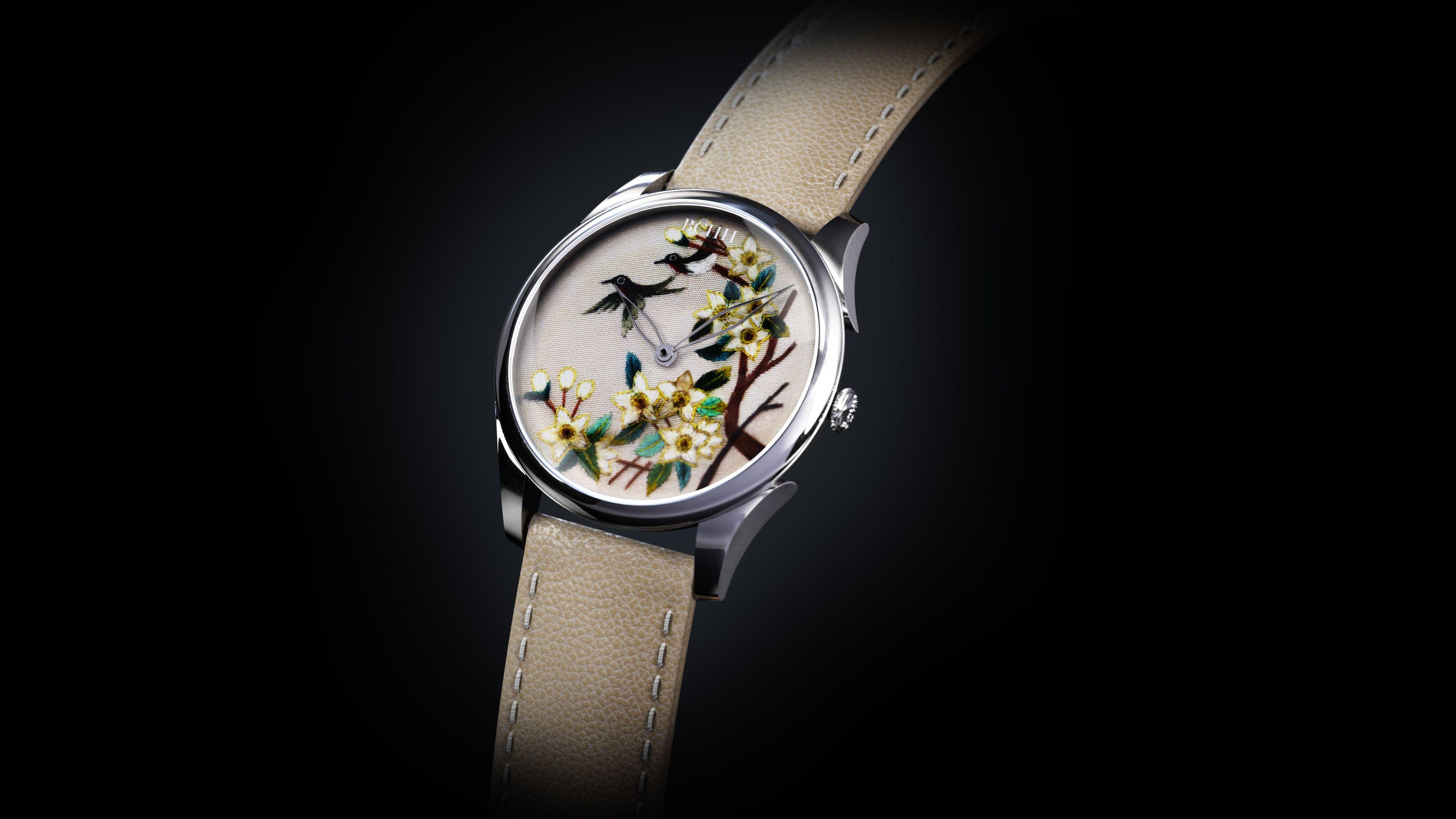 Fine Art Meets Haute Horlogerie at Maison Celadon