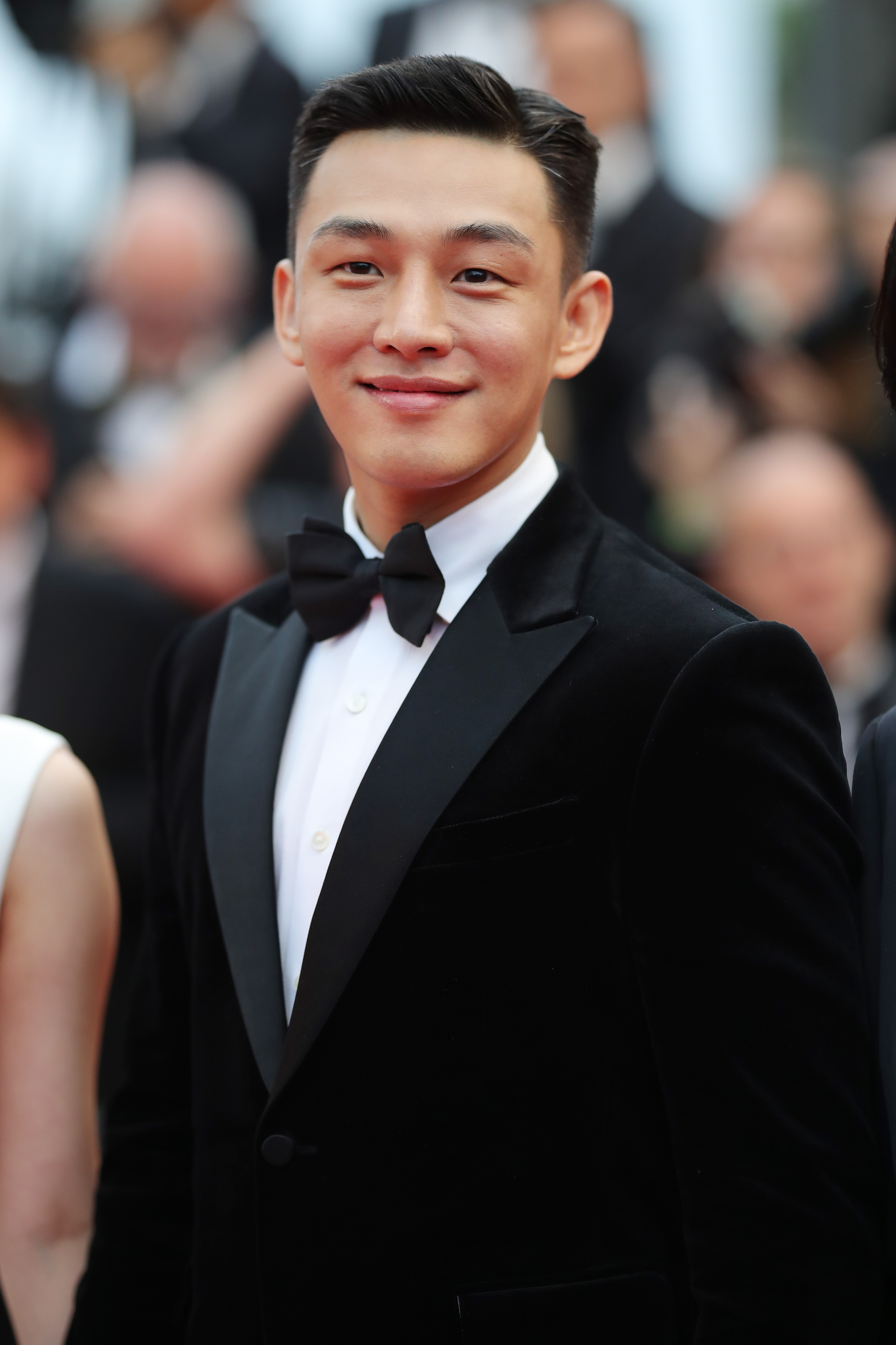 Yoo Ah-in, Cannes Film Festival 2018. Photo: Getty