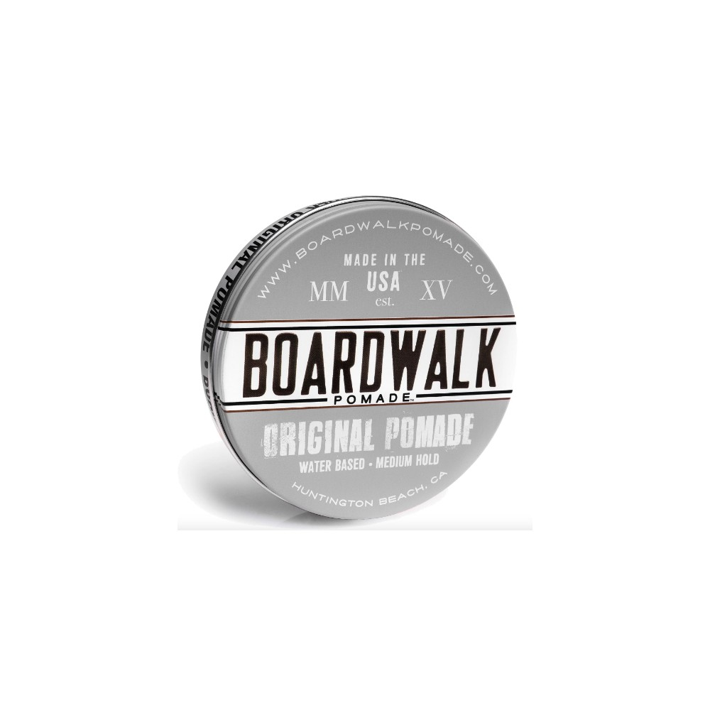 Original Pomade, Boardwalk Pomade. Photo: Sultans of Shave