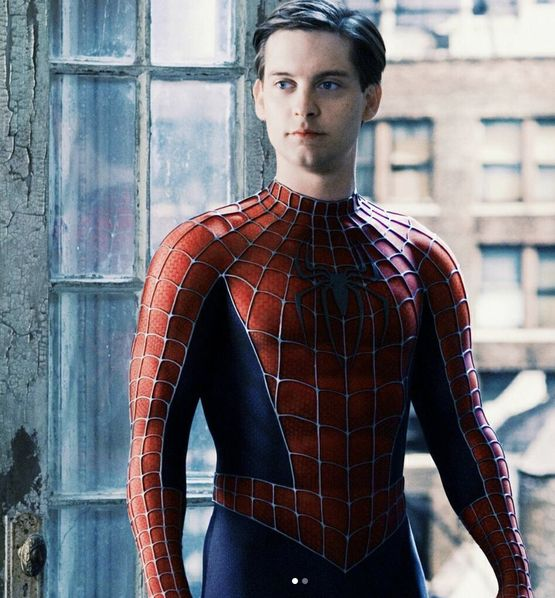 how does Tobey Maguire compare to Tom Holland in the Spiderman movie reboot