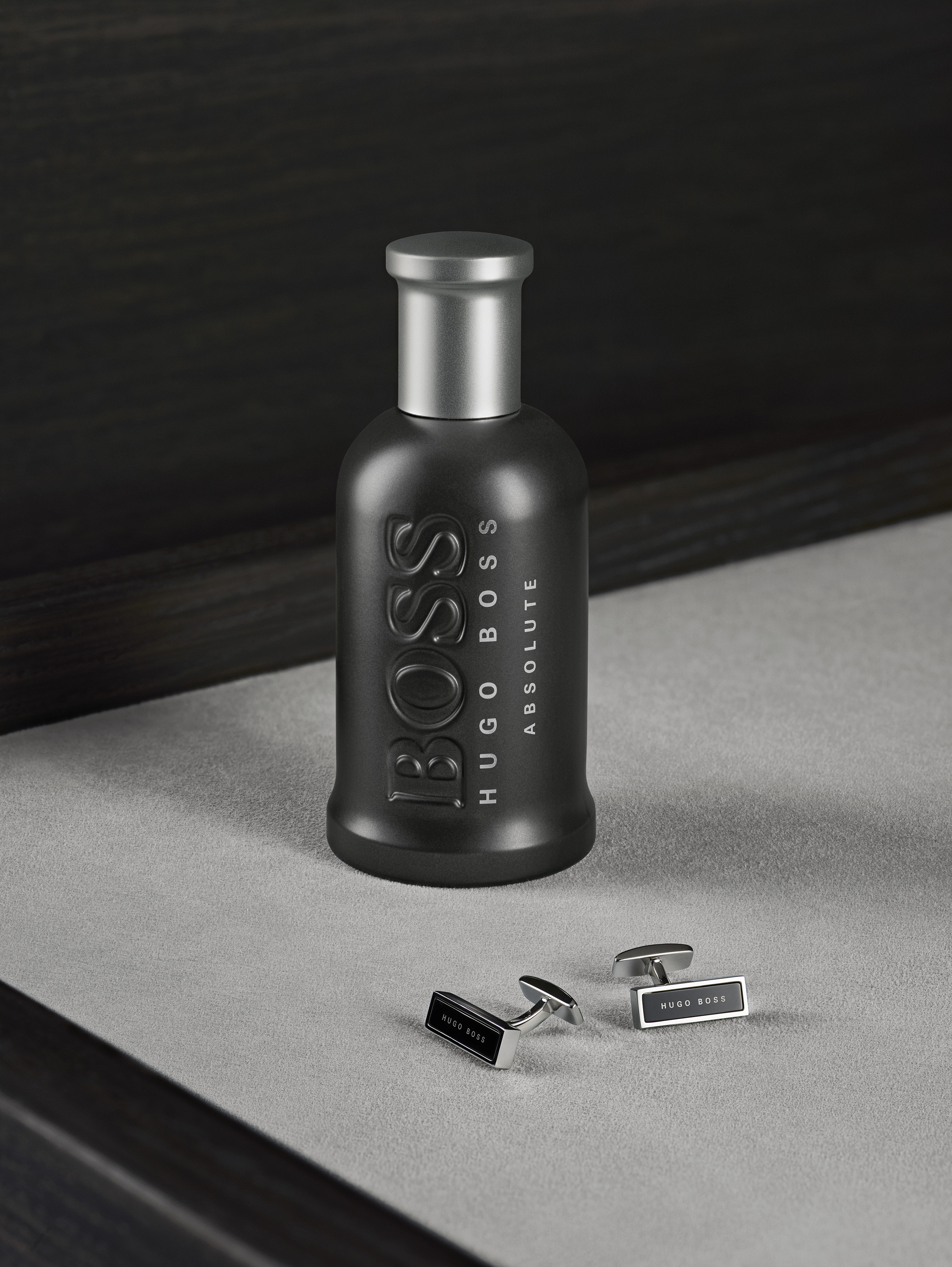 BOSS Bottled fragrances: Absolute.