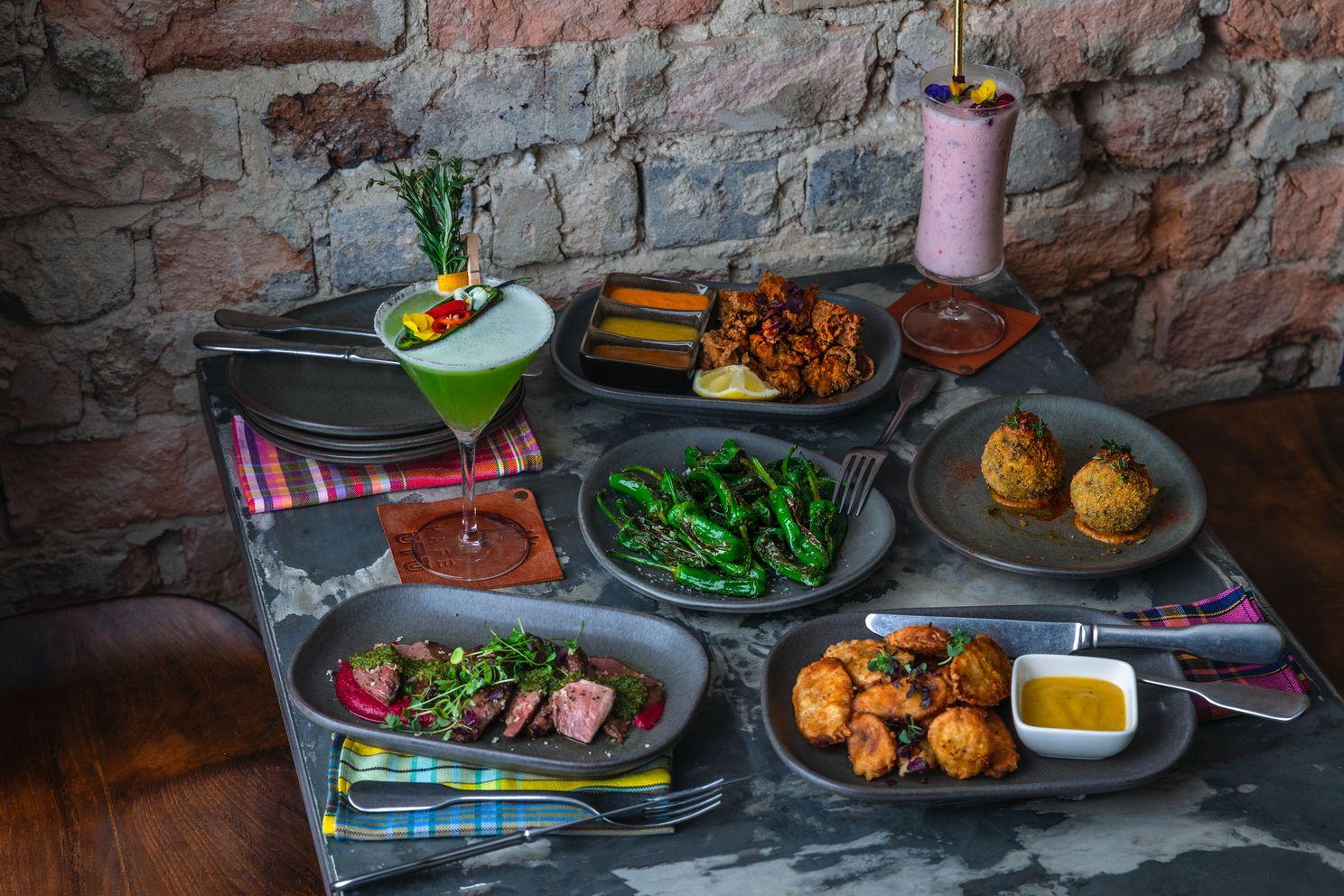 Kafe Utu: Image of the food