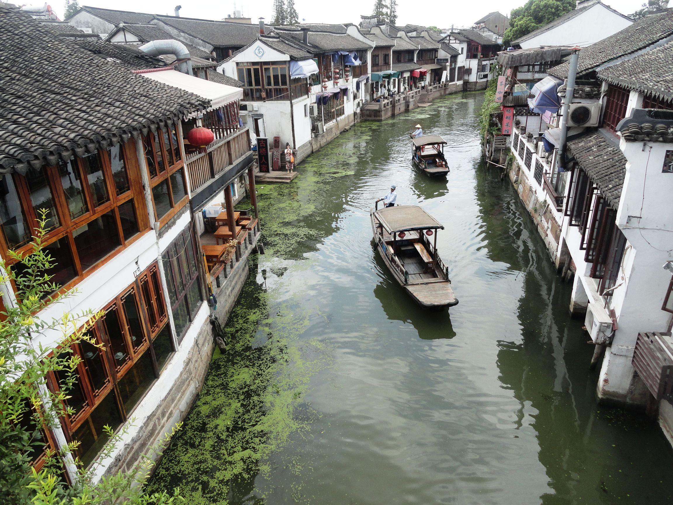 Shanghai's Zhu Jia Jiao
