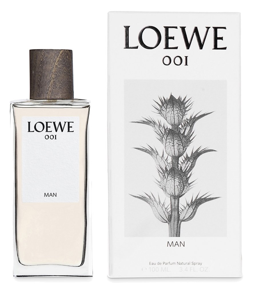 001 for men who prefer a Loewe wardrobe
