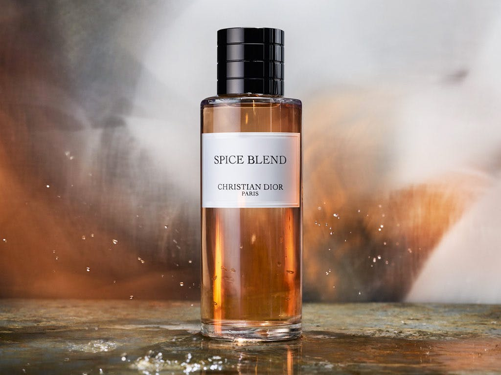 Christian Dior's Spice Blend to match a gentleman's wardrobe