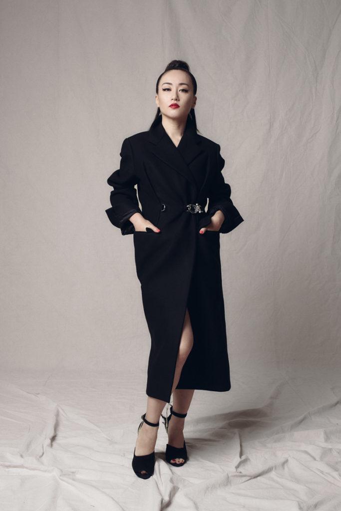 Stand-up comedian Yumi Nagashima