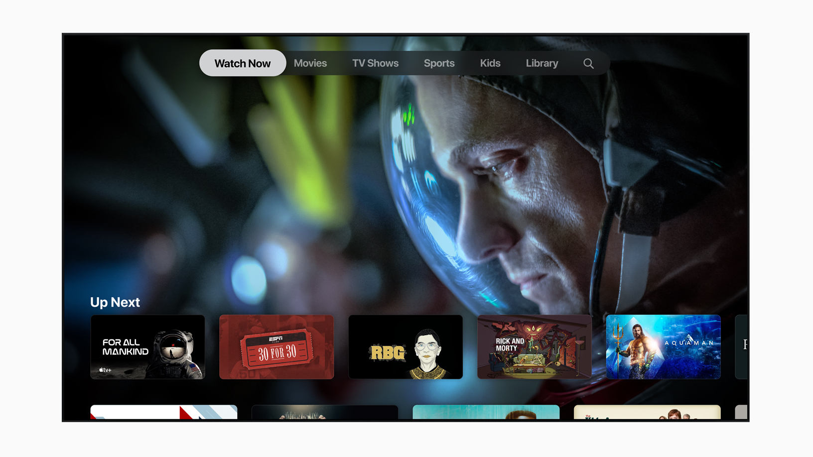 Netflix versus the other streaming sites: Apple TV+