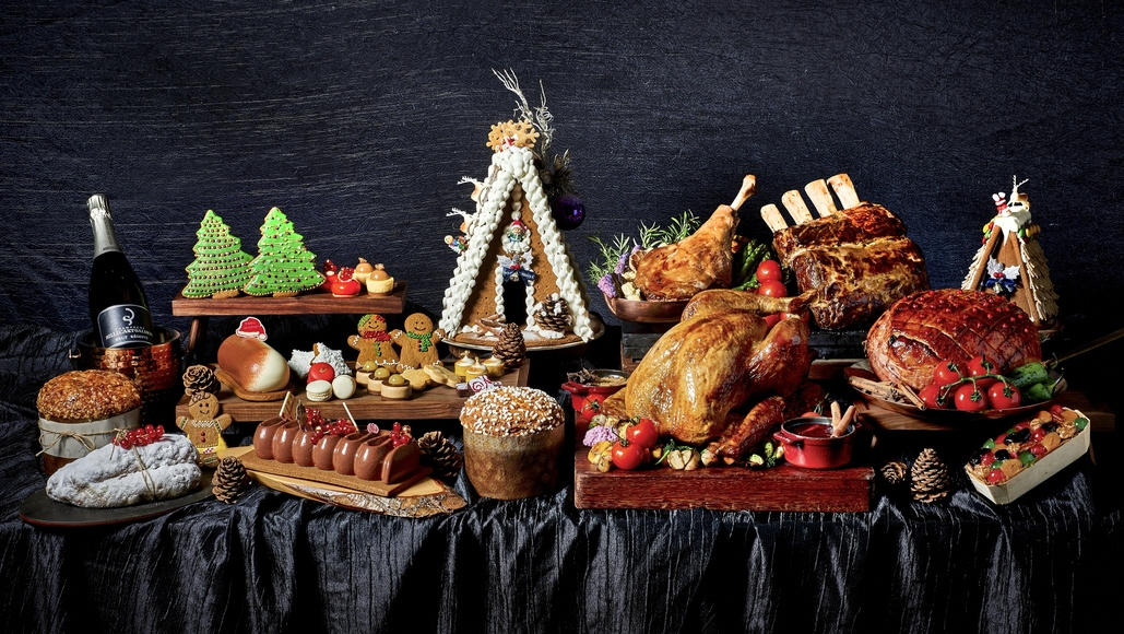 Festive Feasts 2019 - What to expect at Capella's Christmas Brunch