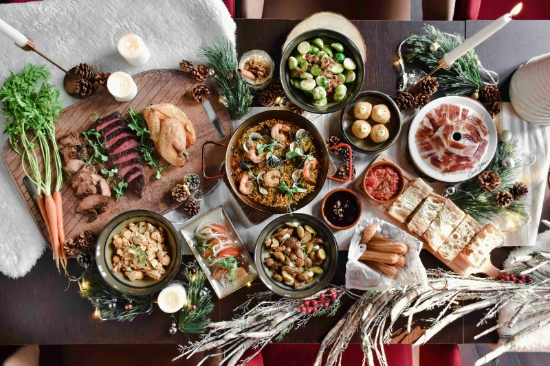UNA's Festive Feast to enjoy with friends and loved ones