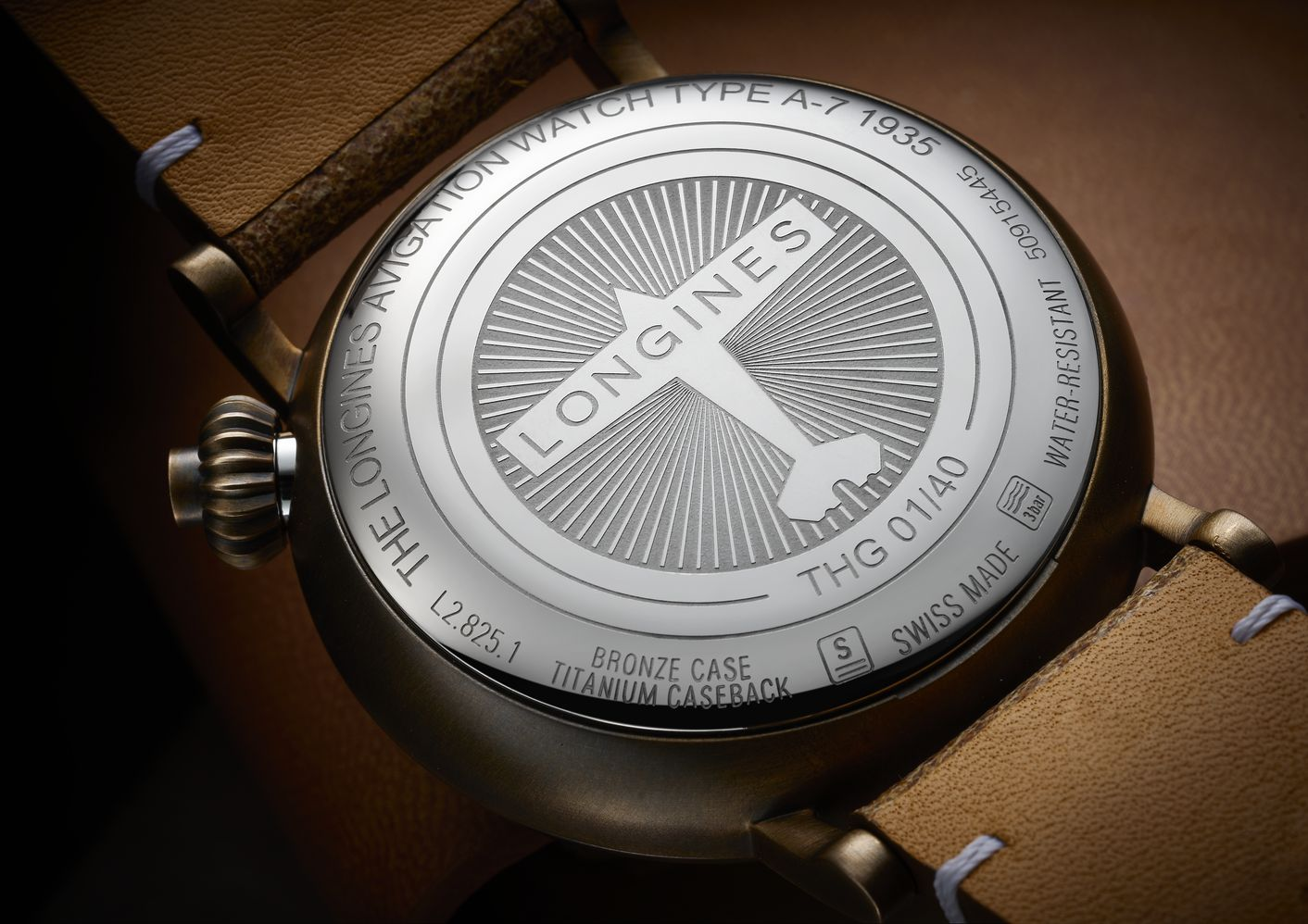 The Avigation watch type a-7 1935