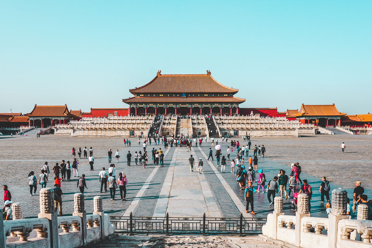 Beijing travel guide: Forbidden City in Beijing, China