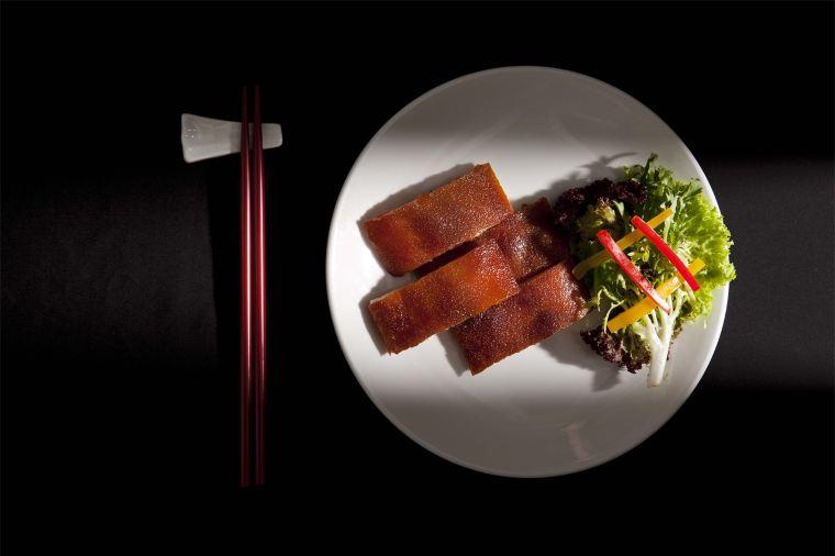 A dish from Jade Garden Restaurant