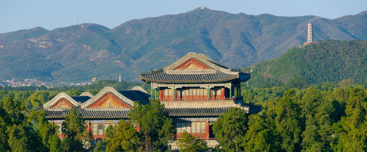 Beijing China: Aman Summer Palace