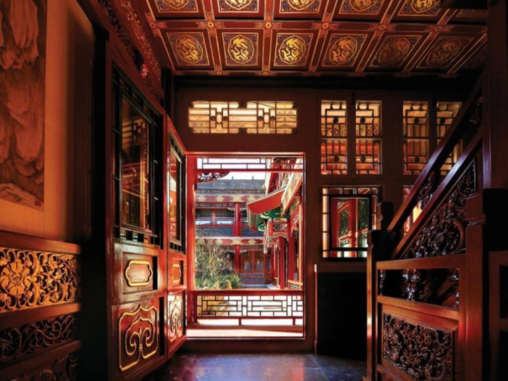 Beijing hutong: Han's Royal Garden