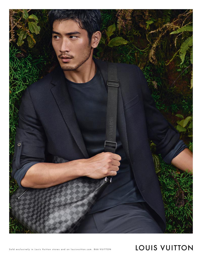 godfrey gao louis vuitton