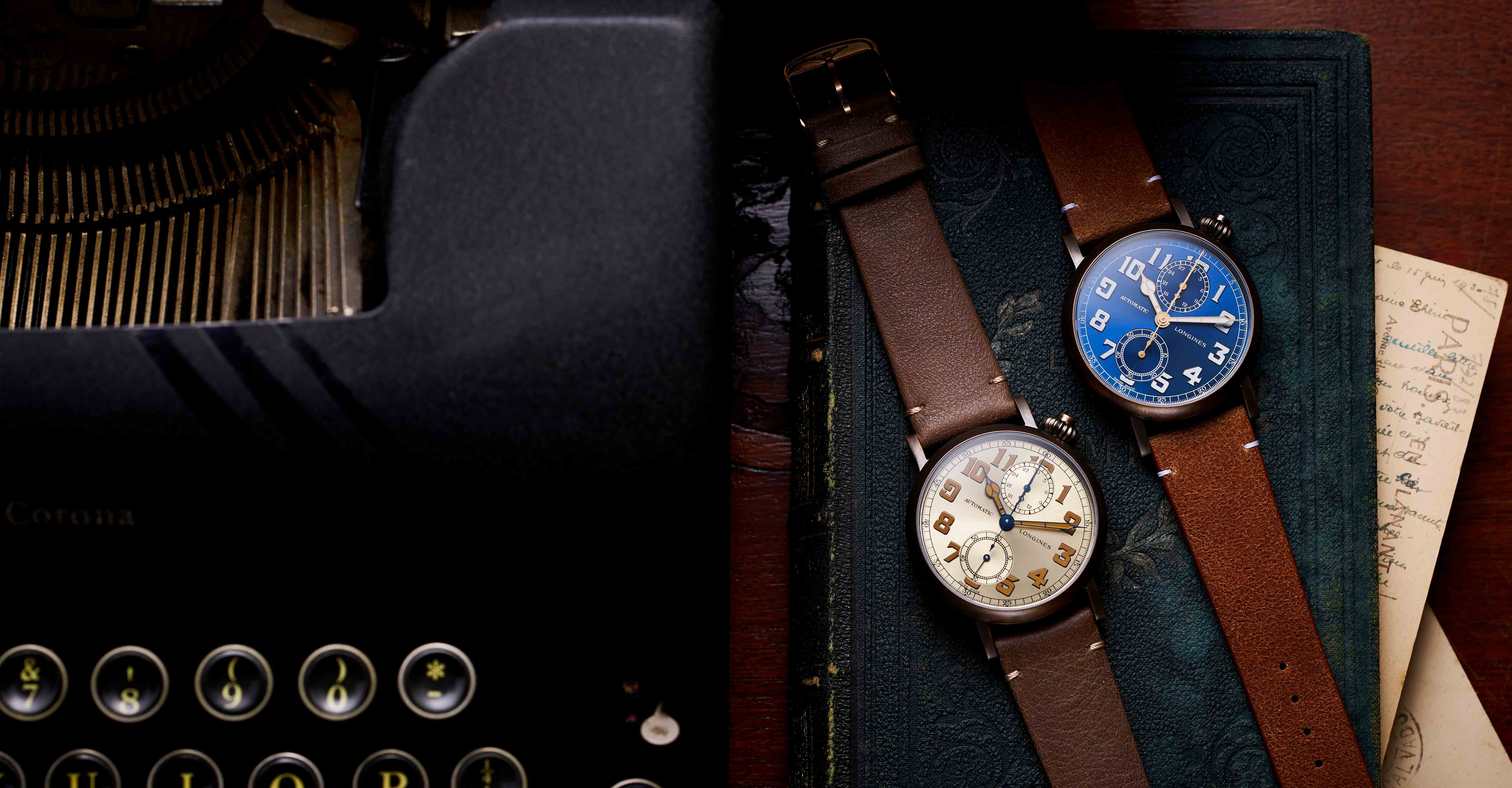 """Review: Longines Avigation Type A-7 1935 """"The Hour Glass"""""""
