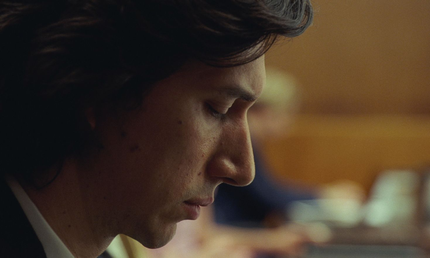Netflix Marriage Story: Actor Adam Driver as Charlie Barber.