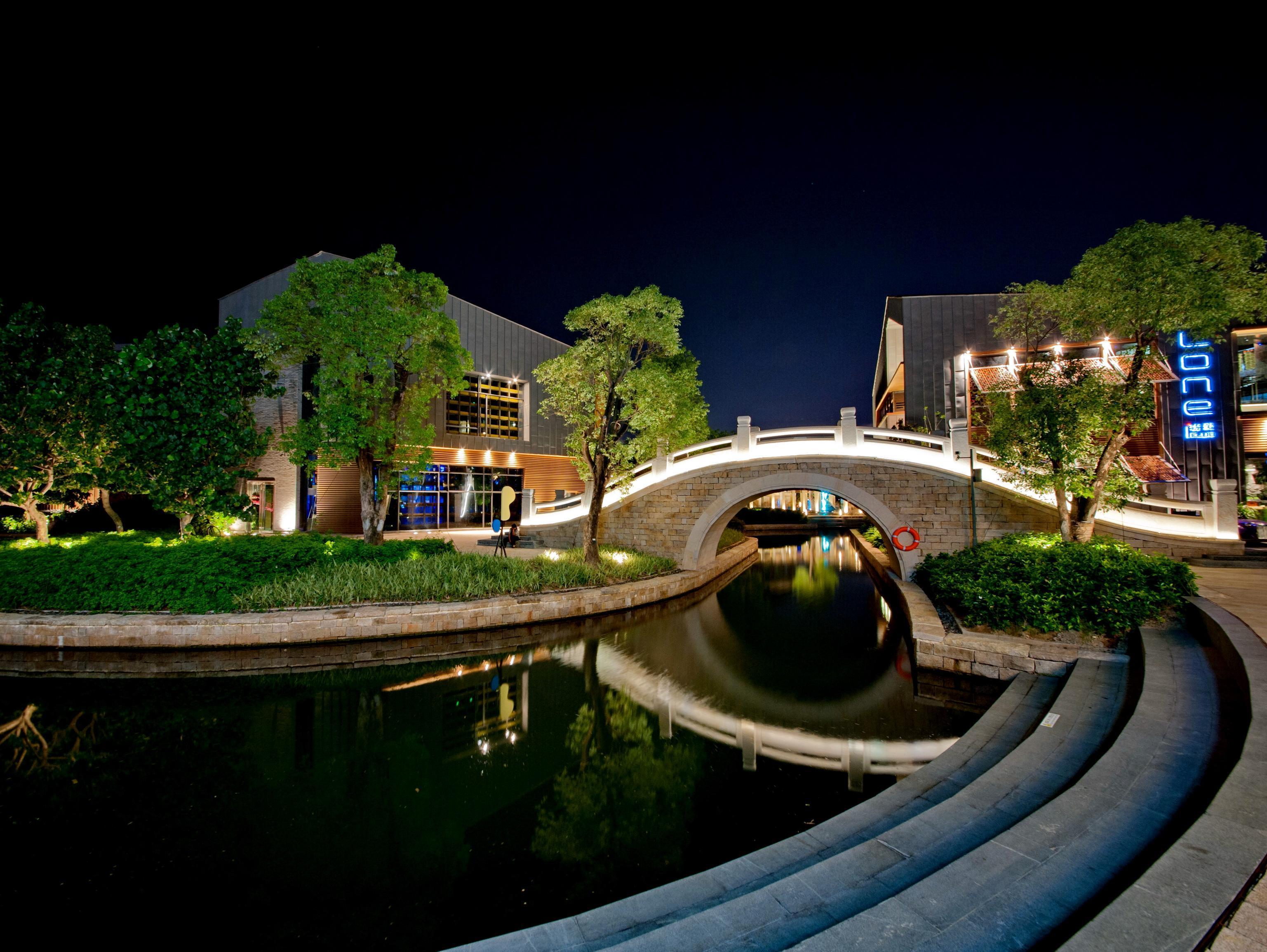 China, Shenzhen: OCT Harbour