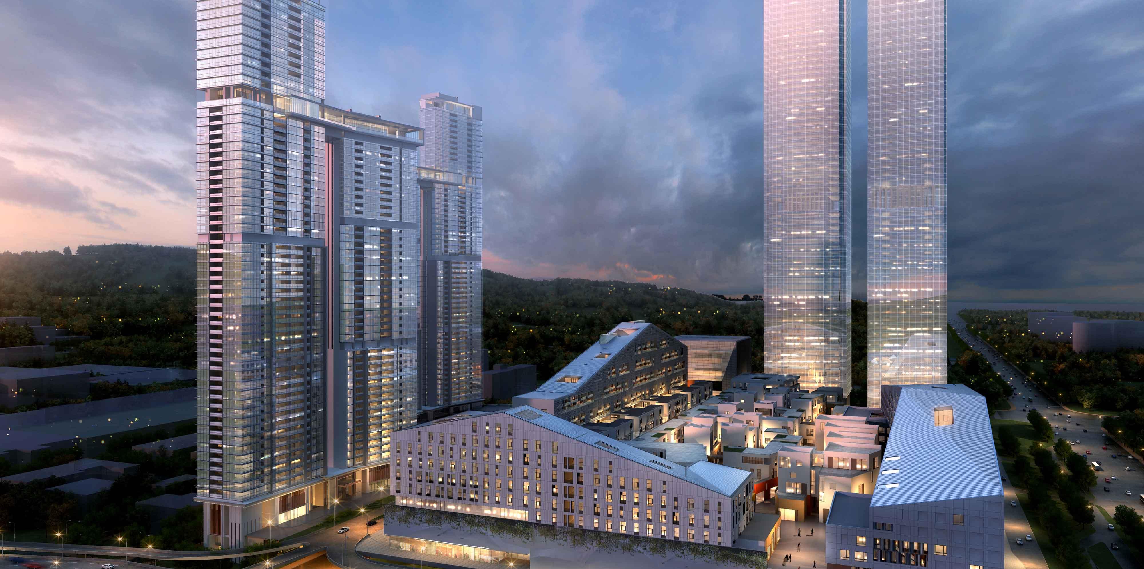 China, Shenzhen: Upperhills Futian