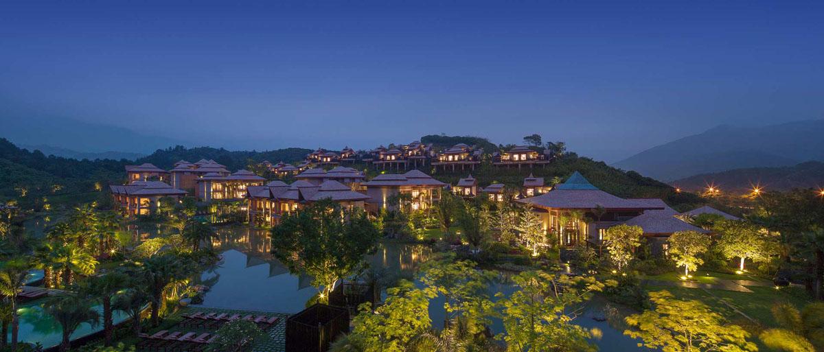 China, Guangzhou: Dusit Devarana Hot Springs and Spa, Conghua