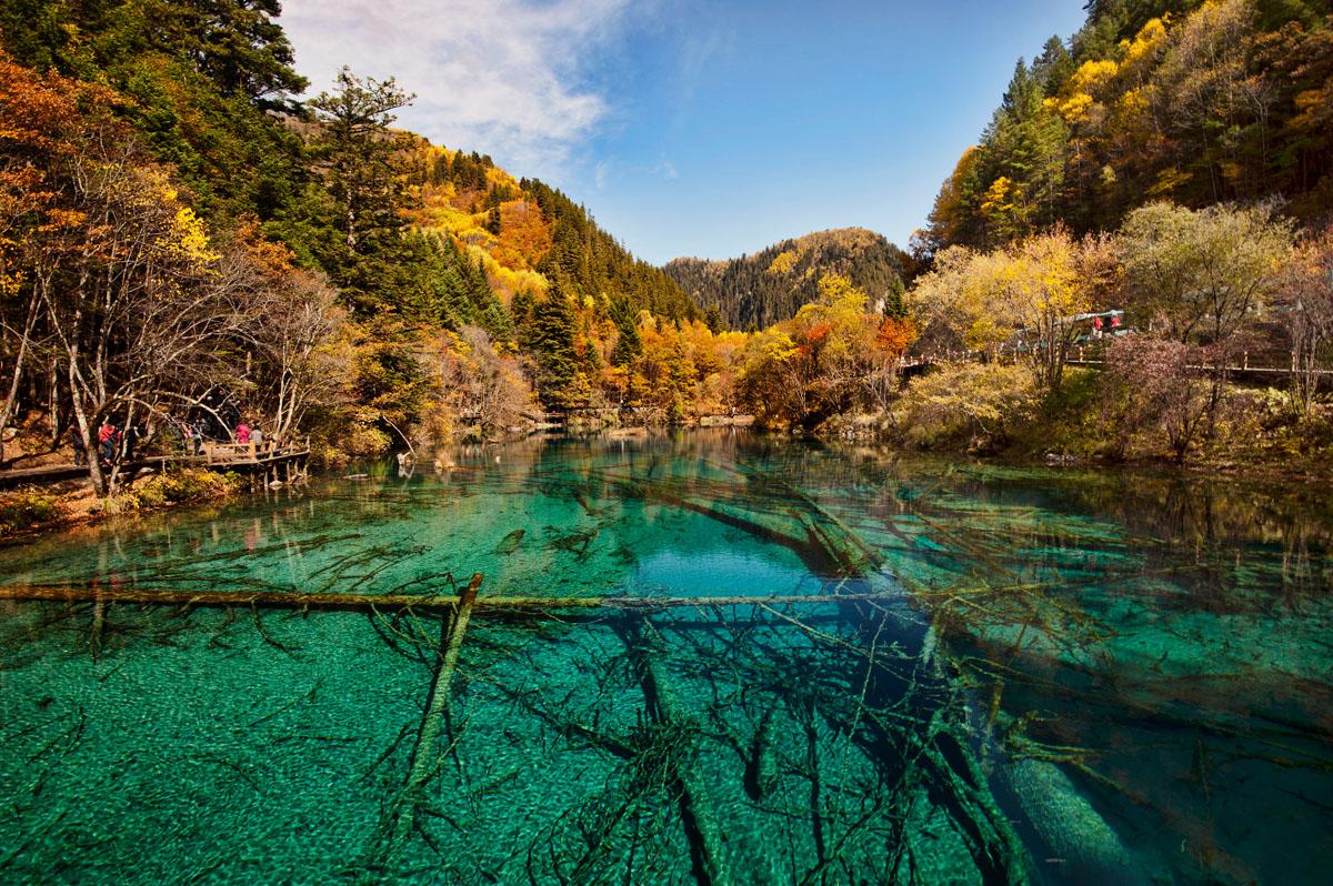 Chengdu Travel Guide Jiuzhaigou Valley