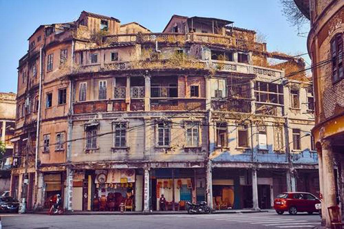 China, Shantou: Old Town