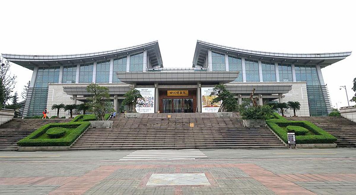 China, Chengdu: Sichuan Museum