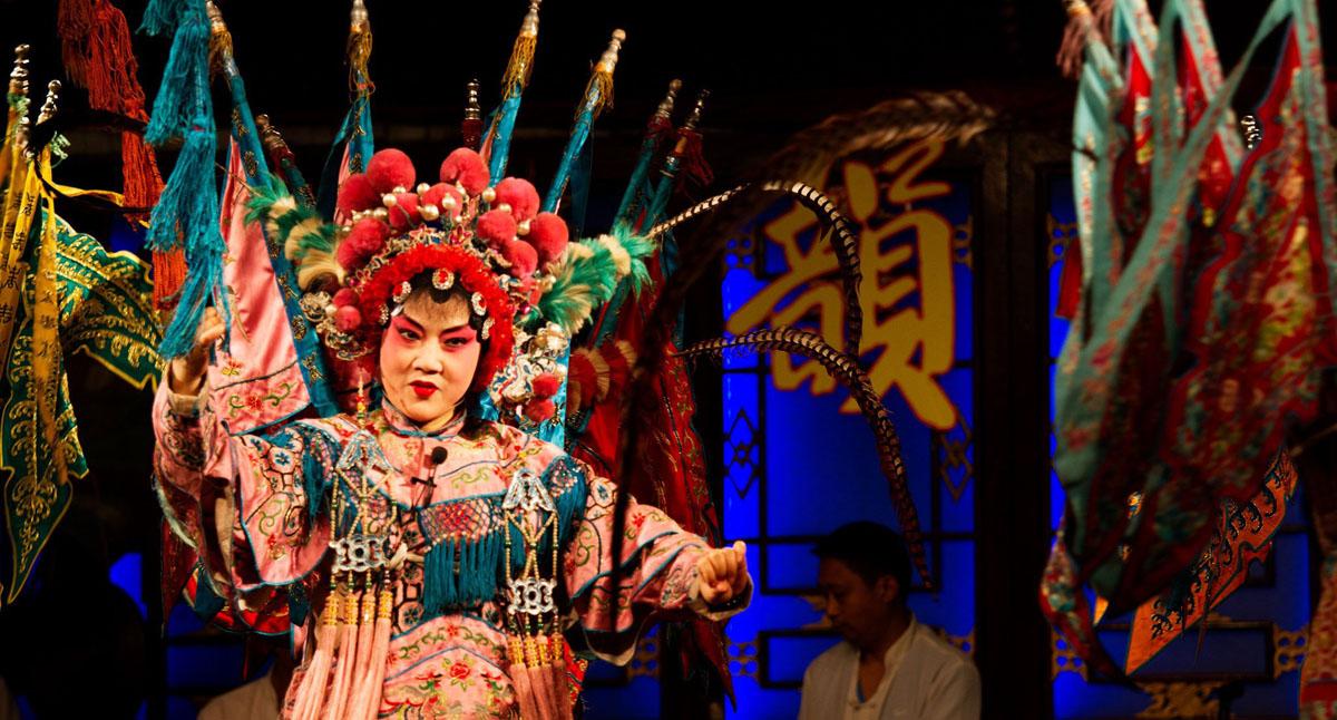 China, Chengdu: SHUFENGYAYUN