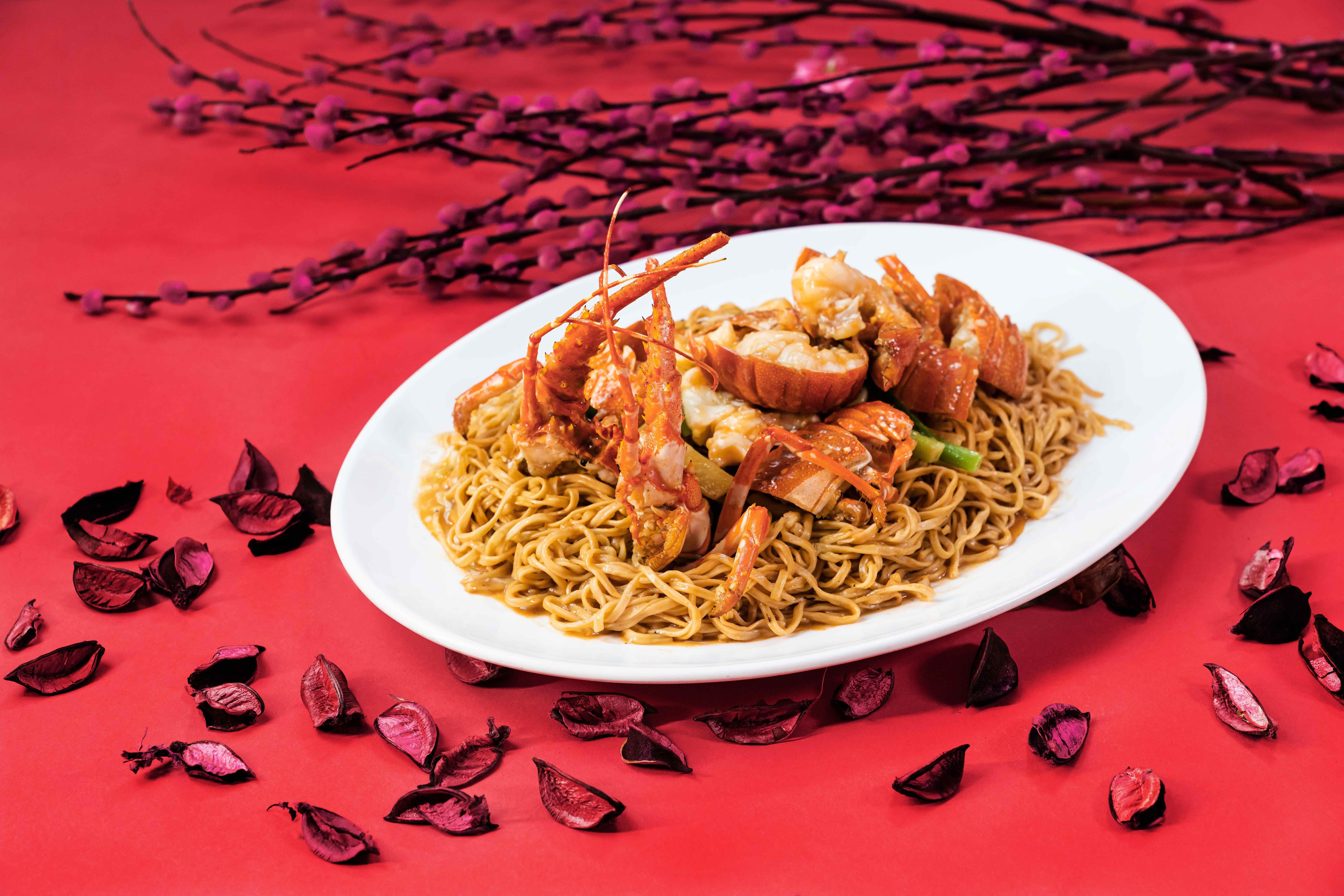 Lunar New Year restaurant round-up