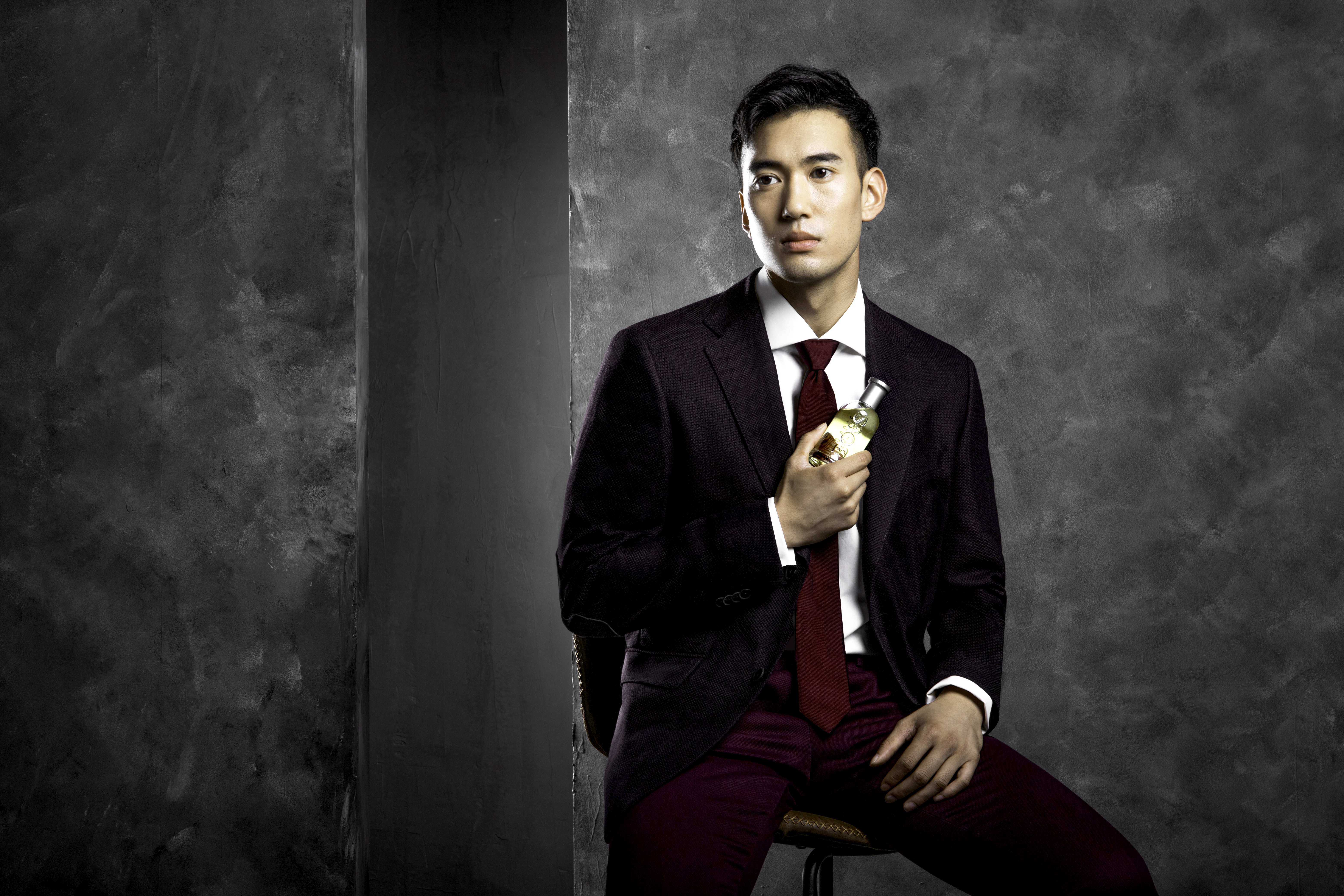 Local TV actor Alexander Yue shares about the many roles he plays as BOSS Bottled's Man of Today