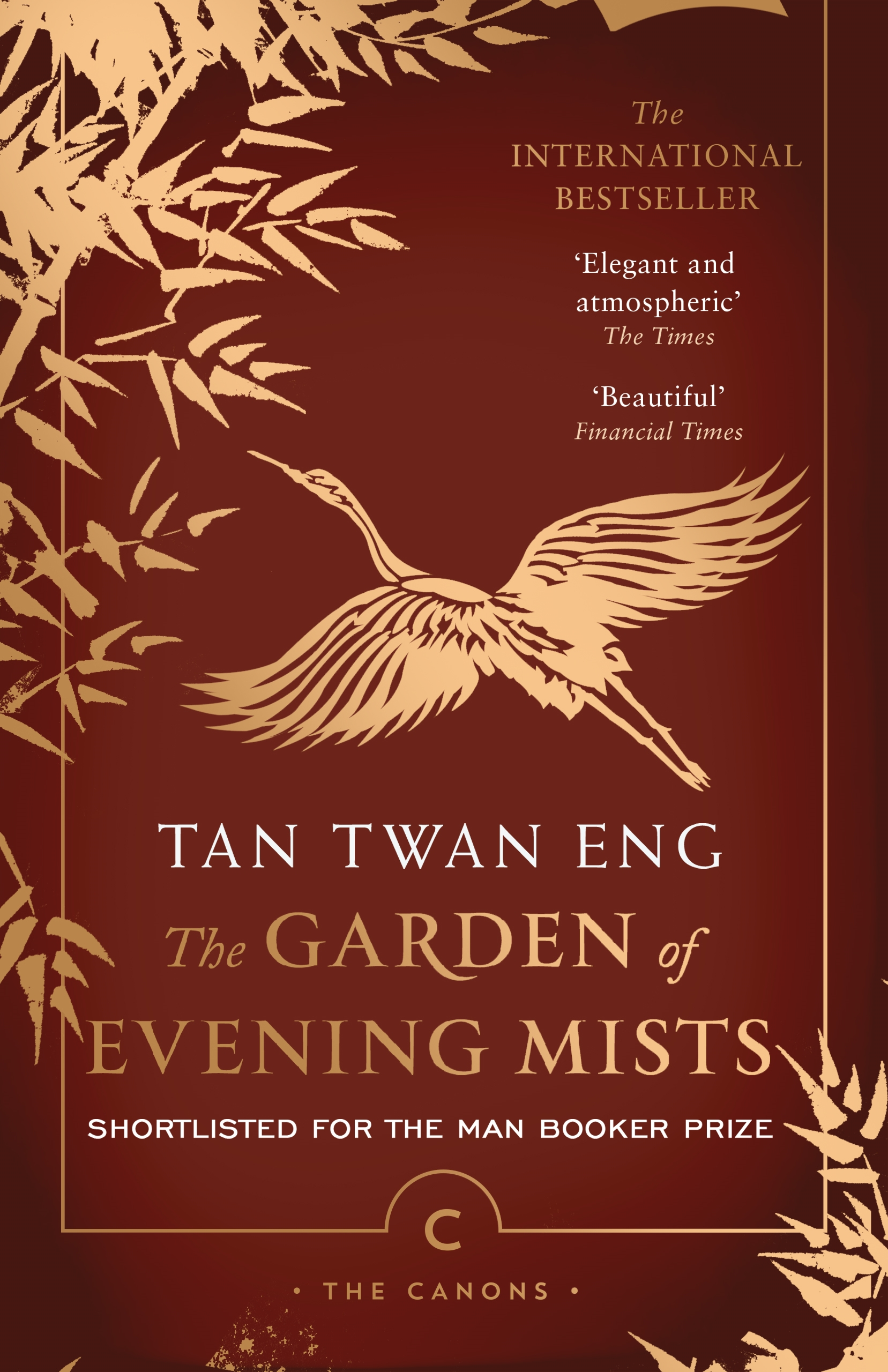 the garden of evening mists book