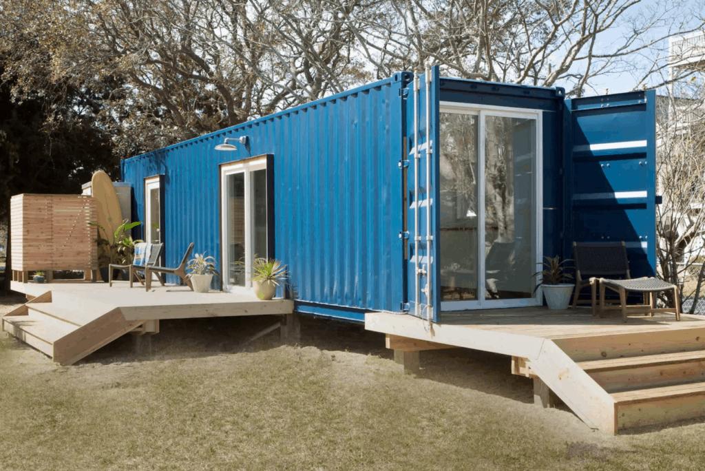 airbnb Pantone classic blue