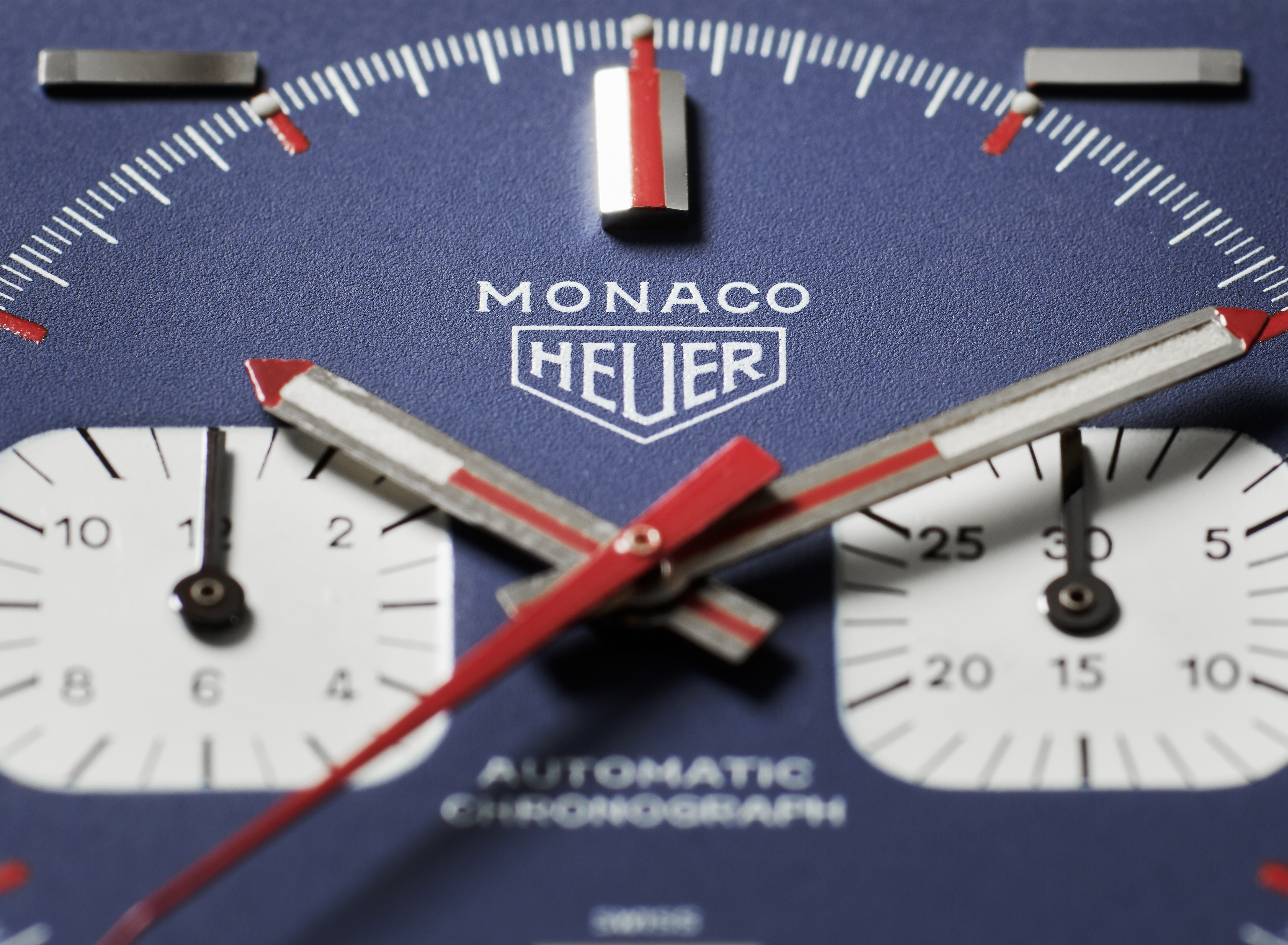 TAG Heuer creates special timepiece to mark 50 years of the Monaco