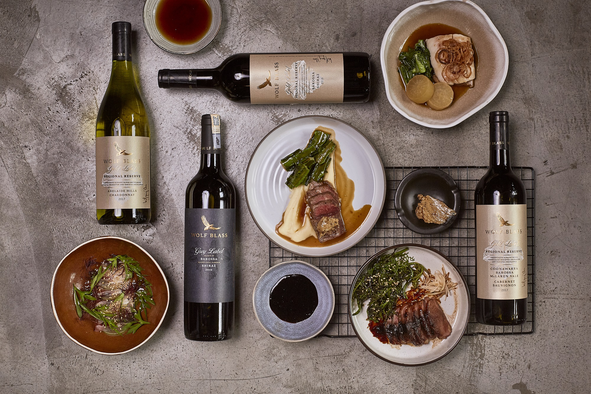 How Wolf Blass is Redefining Wine Pairing with Asian Cuisine