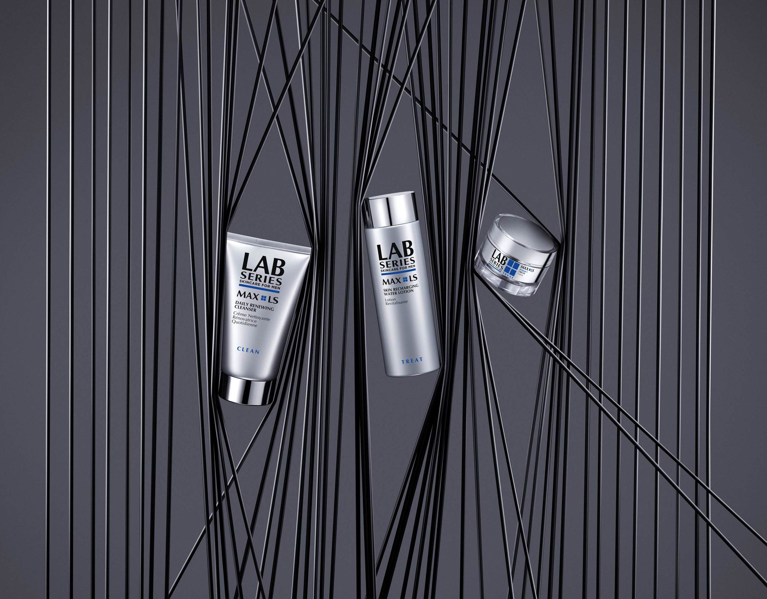 Grooming in March 2020: Lab Series Max LS Collection