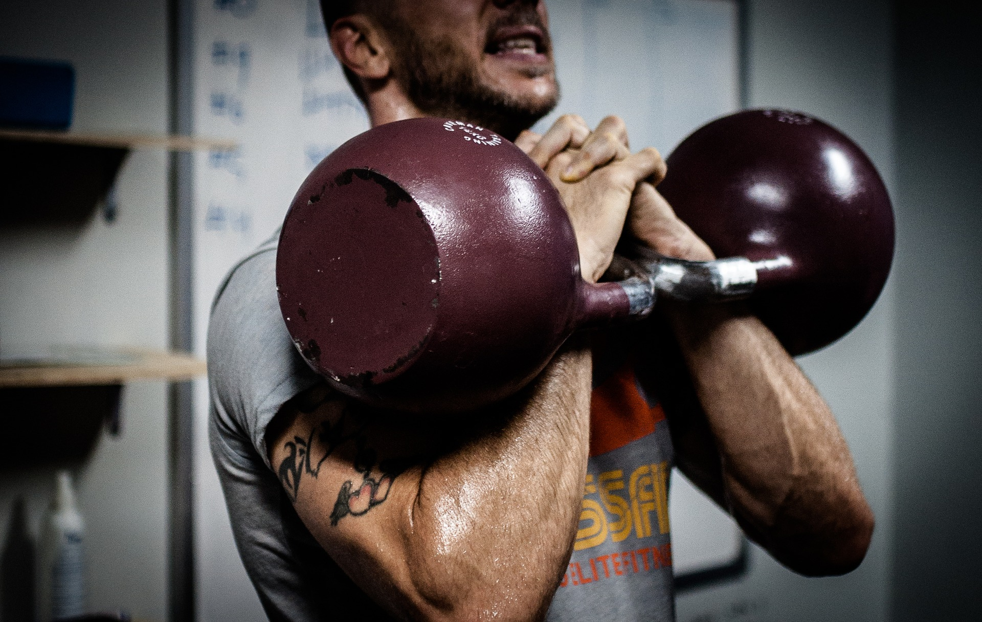 Training with the right number of repetitions