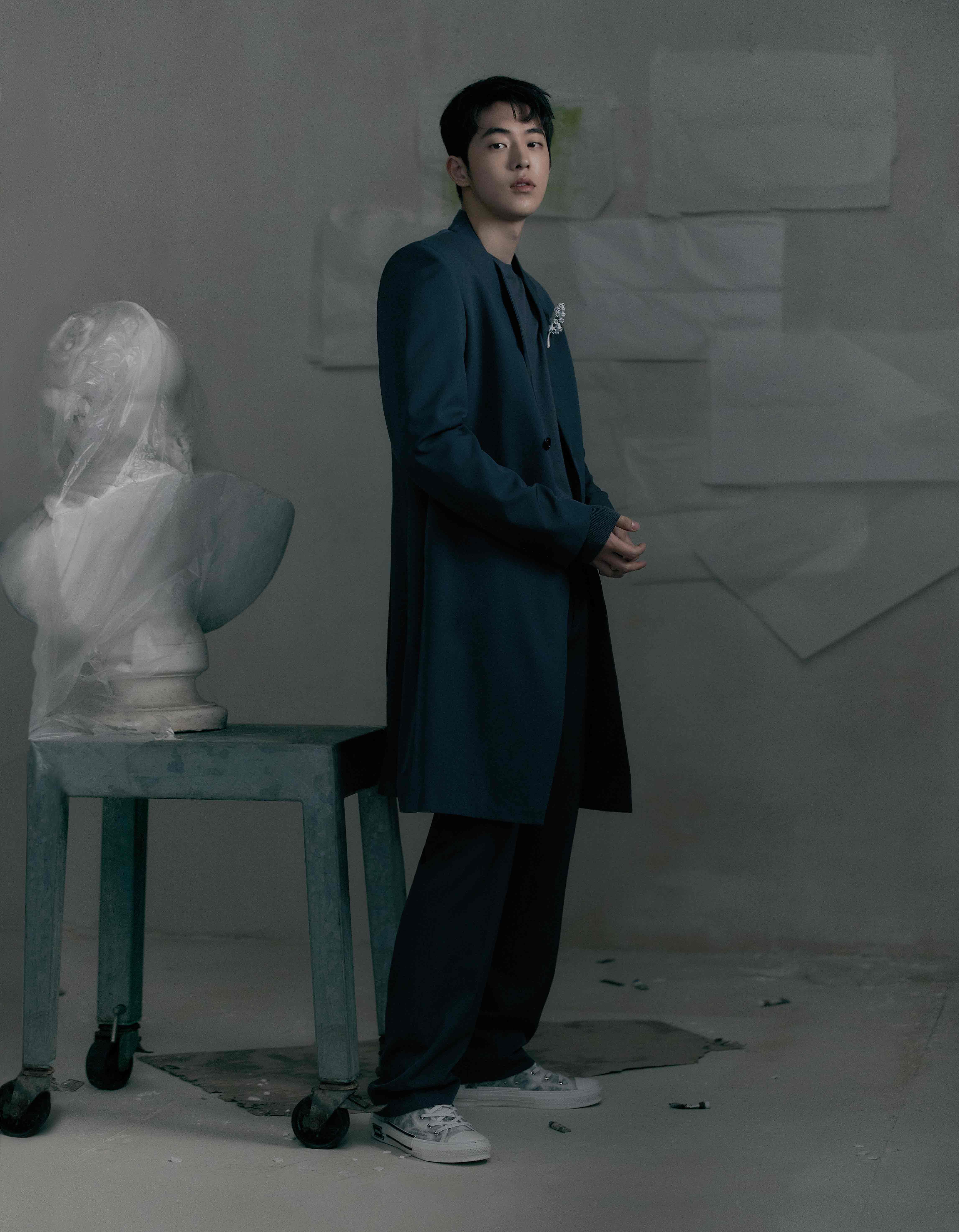 Nam Joo-hyuk in Dior Men