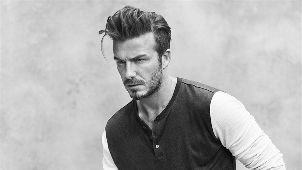 Swell Kick Off Your Hair Game With David Beckhams Best Hairstyles Schematic Wiring Diagrams Amerangerunnerswayorg