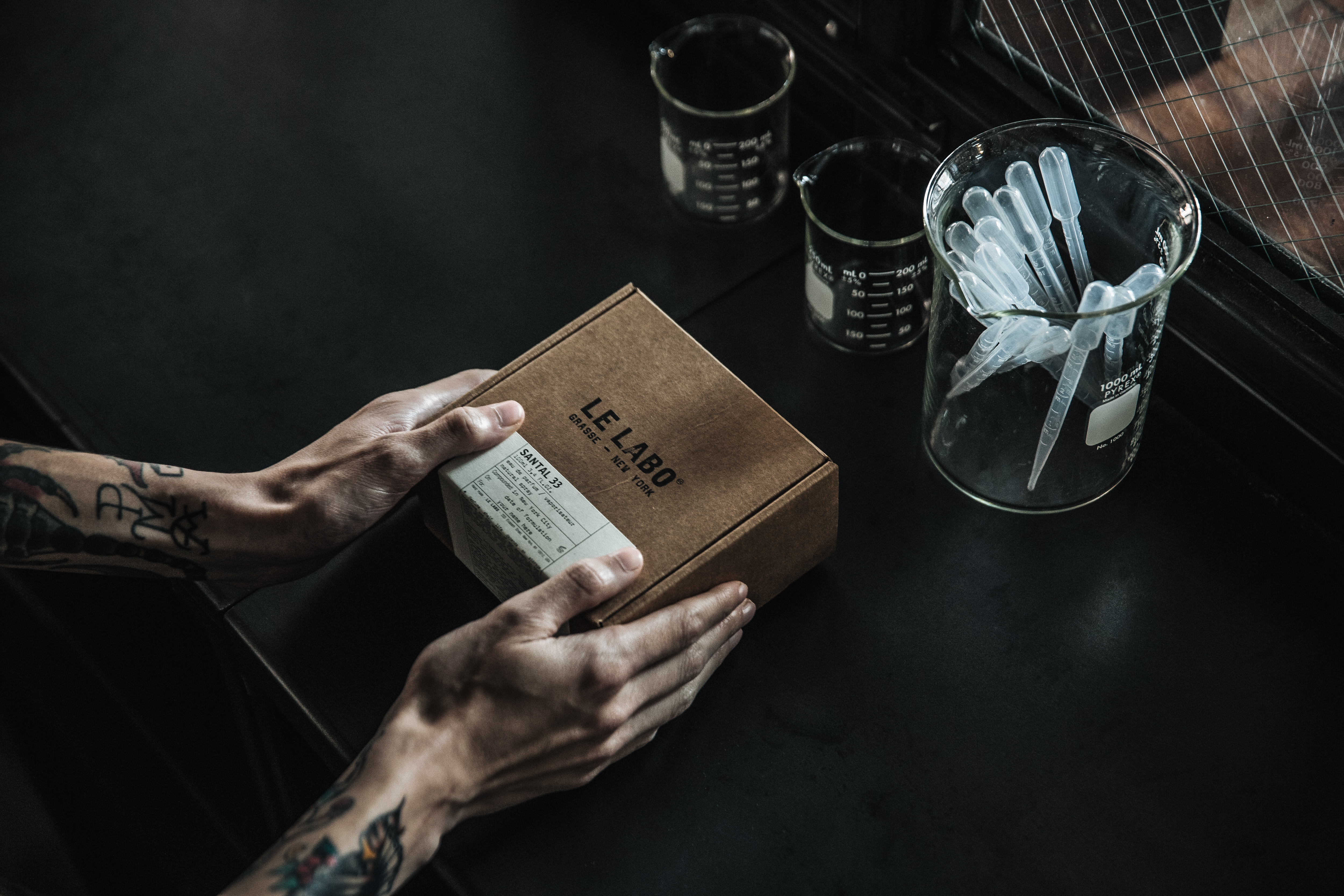 Le Labo, simply focused on quality