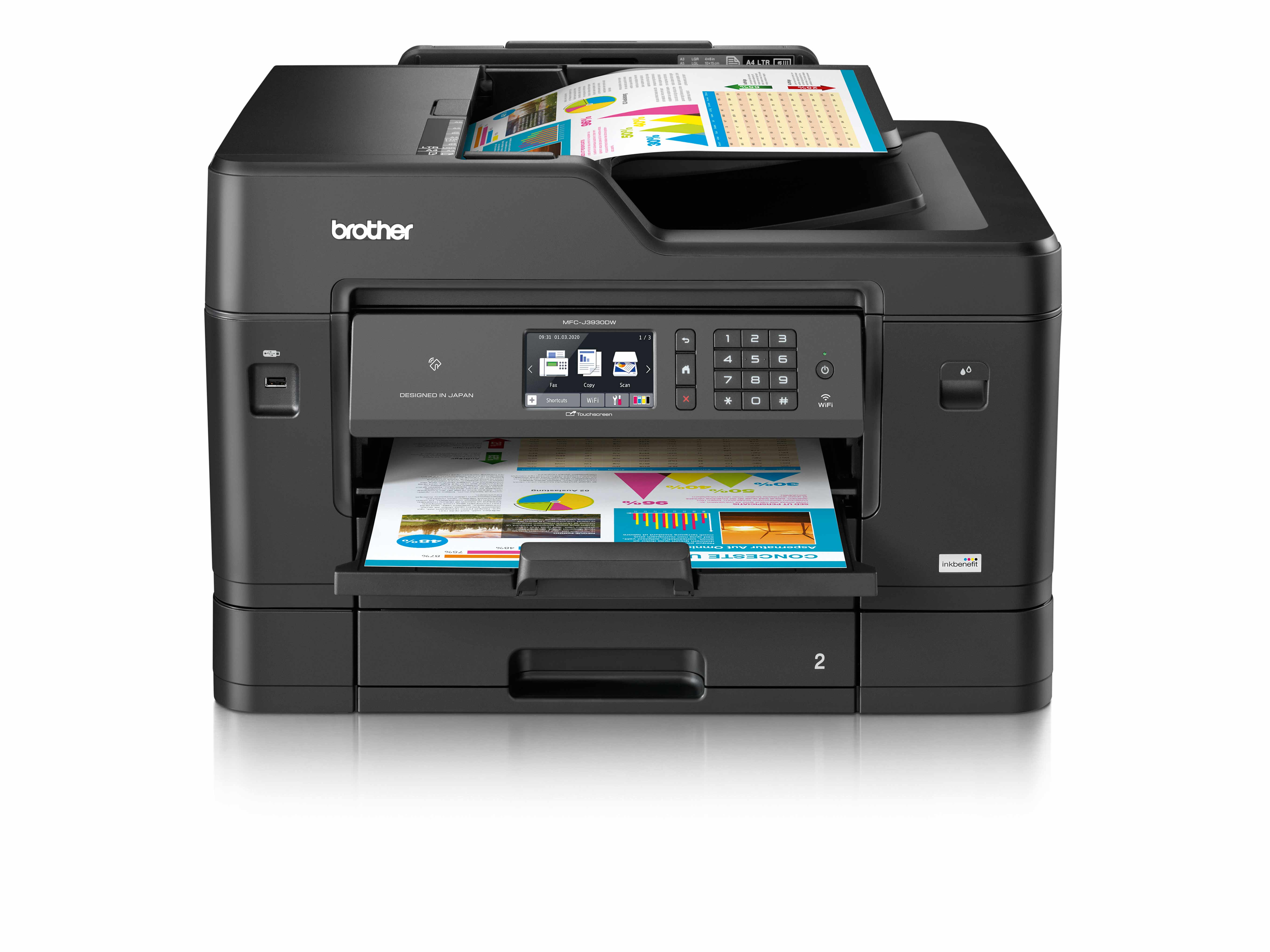 Brother's MFC All-in-One Printers