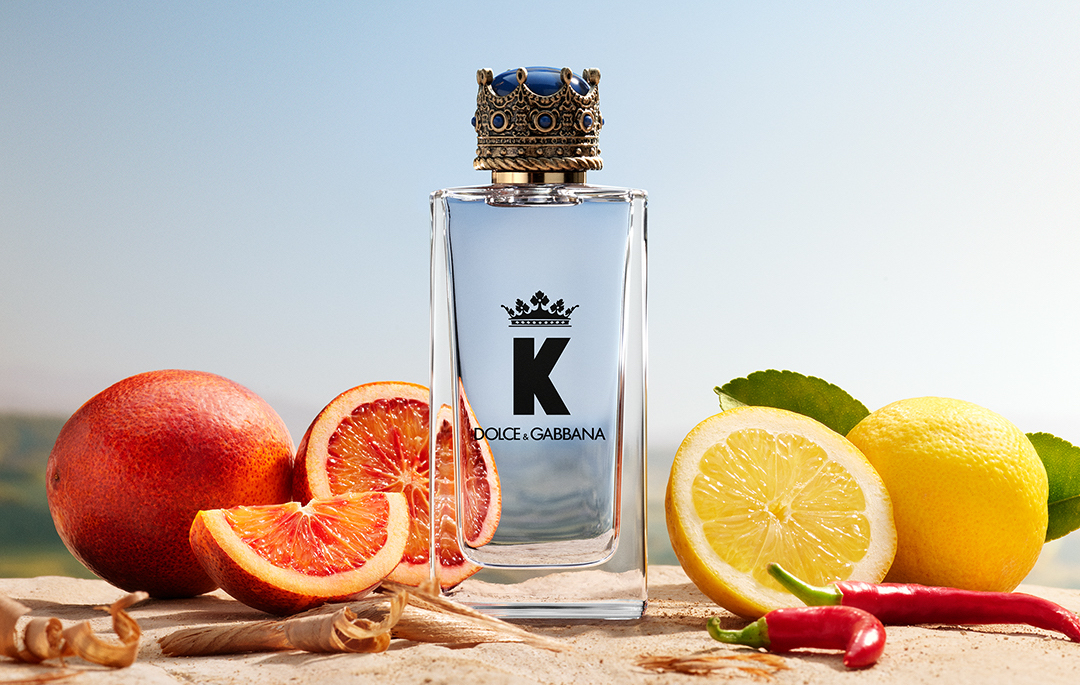 Grooming product: Fragrance, K by Dolce and Gabbana