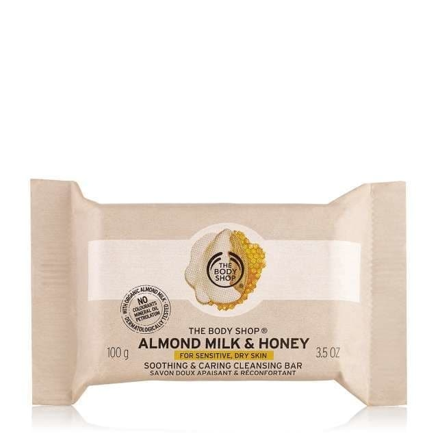 the body shop cleansing bar