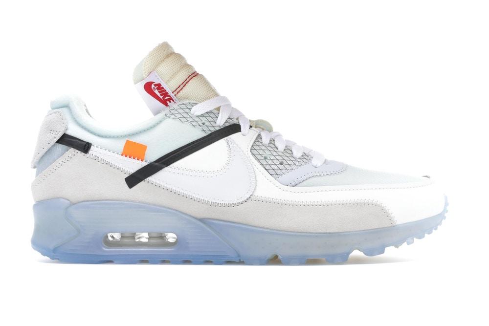 Nike Air Max 90: Off-White