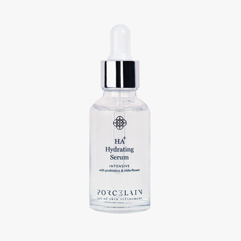 Intensive HA+ Hydrating Serum, Porcelain