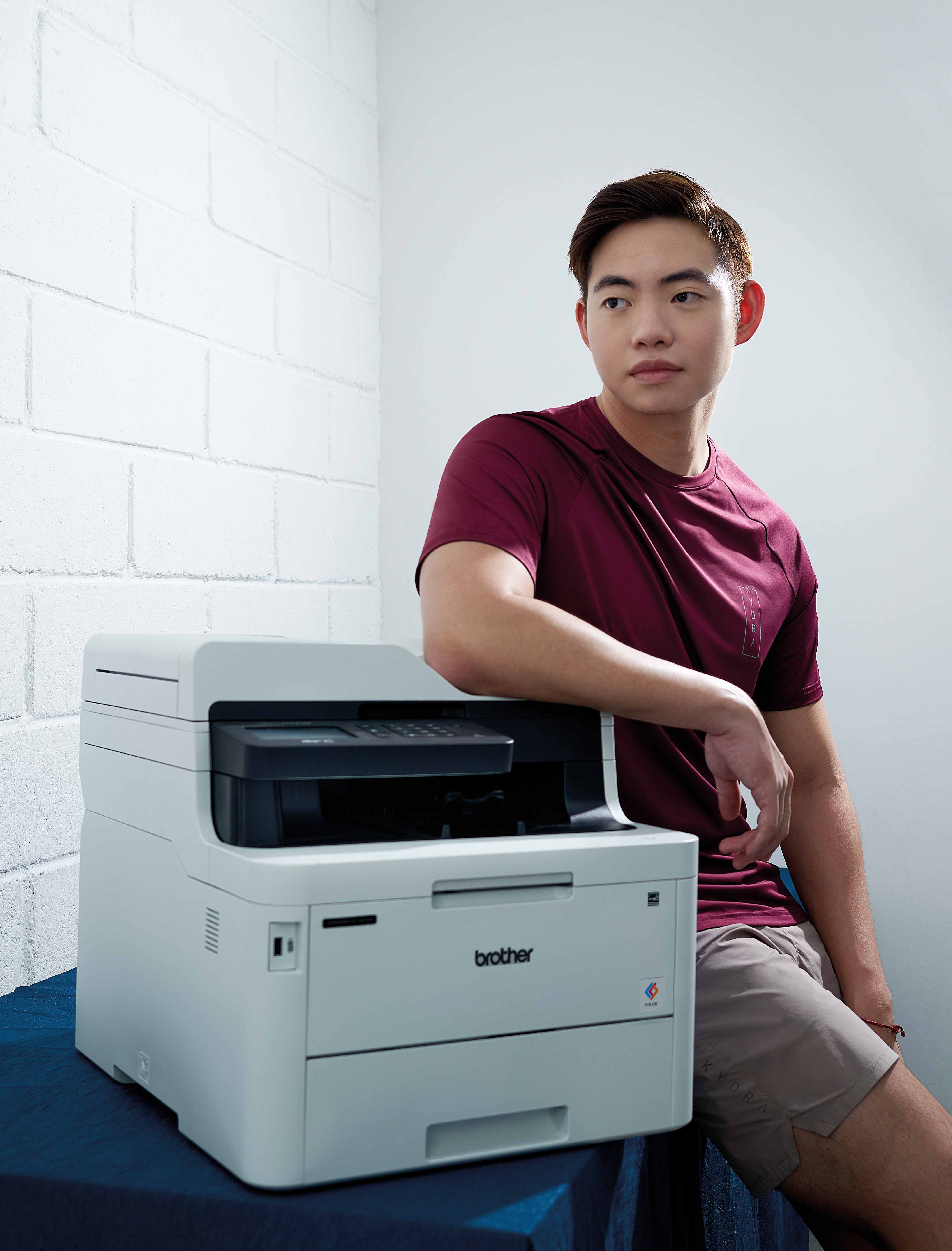 Brother MFC printer