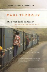 the great railway bazaar Paul Theroux